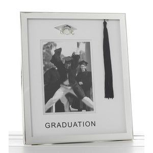 Graduation Silver Box Mount 5x7 Frame - Shop Online in Tanzania | Empire Greeting Cards Ltd