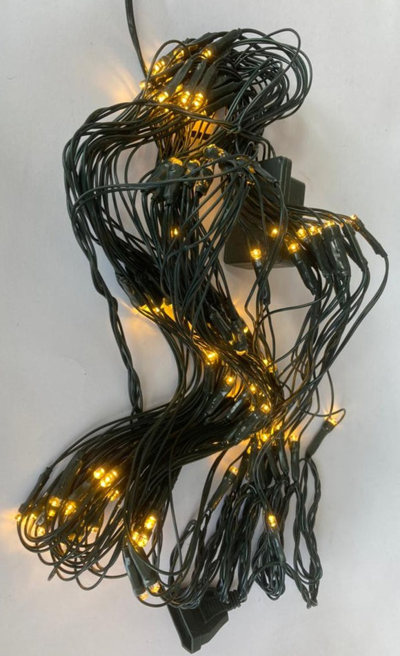 120 Yellow Xmas Net Rice Lights | Christmas lights in Dar Tanzania