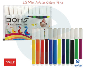 Water Color Mini Pens DOMS - Shop Online in Tanzania | Empire Greeting Cards Ltd