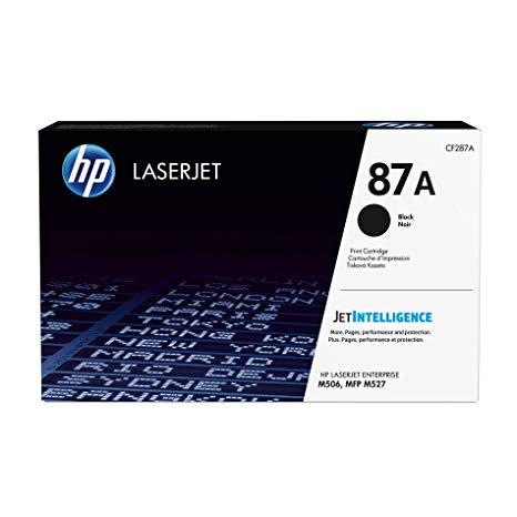 HP 87A Toner | CF287A Black Original Hp Toners in Dar Tanzania