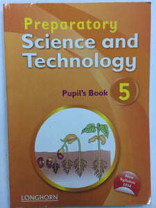 Preparatory Science And Technology 5 LONGHORN - Shop Online in Tanzania | Empire Greeting Cards Ltd