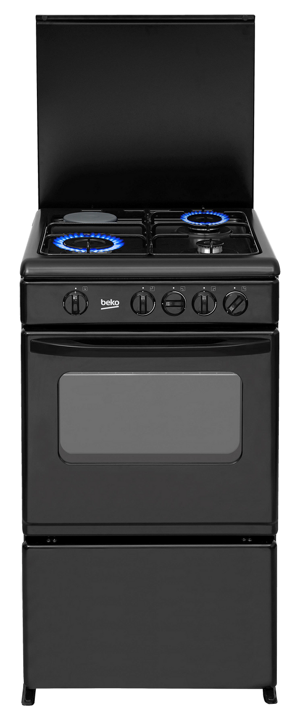 Beko Cooker 3Burner 1Hotplate Gas BGS178 | Cookers Dar Tanzania