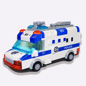 Block Ambulance | Building Toys in Dar Tanzania