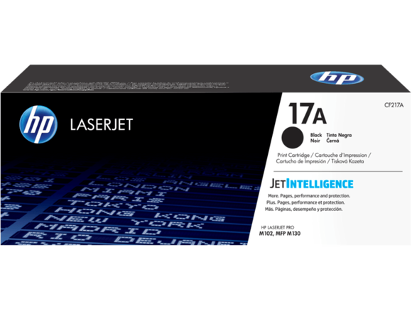 HP 17A Toner | Genuine Hp Toners in Dar Tanzania