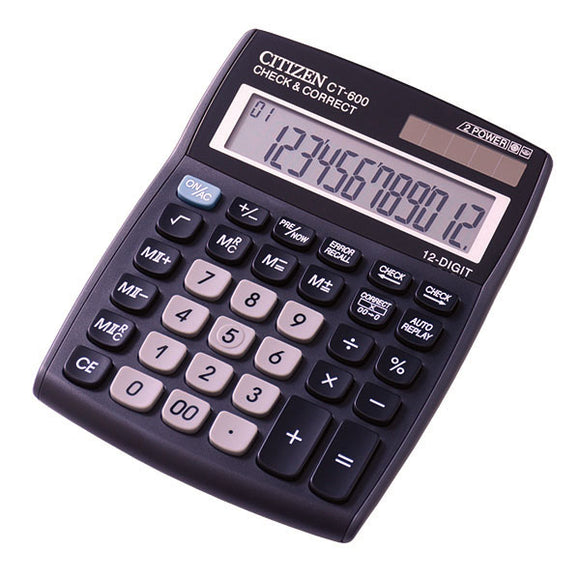 Calculator CT 600 J CITIZEN - Shop Online in Tanzania | Empire Greeting Cards Ltd