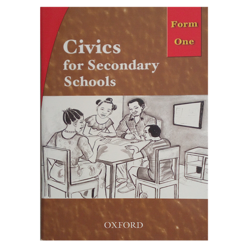 Civics For Secondary Schools Form 1 Textbook - Shop Online in Tanzania | Empire Greeting Cards Ltd