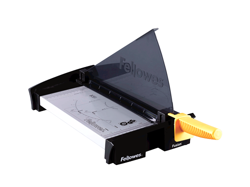 FELLOWES Fusion A4 Guillotine Trimmer | Paper Cutters in Dar