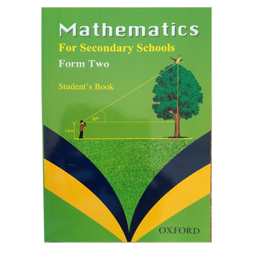 Mathematics For Secondary Schools Form 2 OXFORD - Shop Online in Tanzania | Empire Greeting Cards Ltd