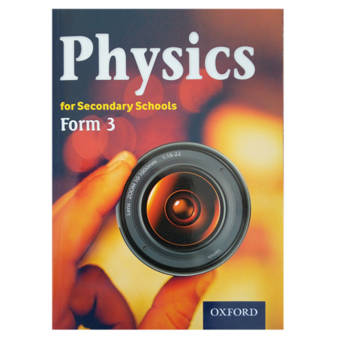 Physics for Secondary Schools Form 3 Textbook - Shop Online in Tanzania | Empire Greeting Cards Ltd