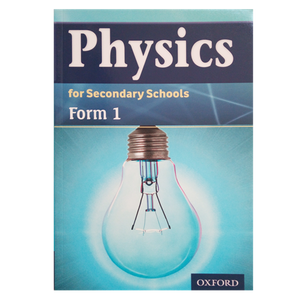 Physics for Secondary Schools Form 1 Textbook - Shop Online in Tanzania | Empire Greeting Cards Ltd