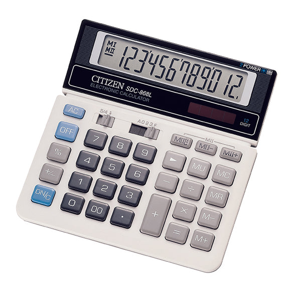 Calculator SDC868L CITIZEN | Calculators Dar Tanzania