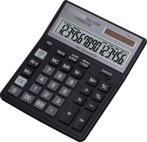 Calculator SDC 435 N CITIZEN - Shop Online in Tanzania | Empire Greeting Cards Ltd