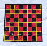 Large PVC Checkers | Board Games In Dar Tanzania