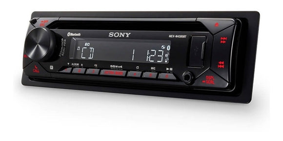 SONY Car Audio CD Receiver with BLUETOOTH MEX-N4300BT