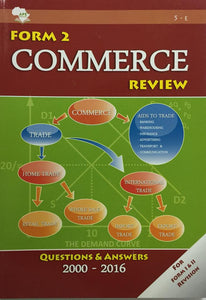 Form 2 Commerce Review APE - Shop Online in Tanzania | Empire Greeting Cards Ltd