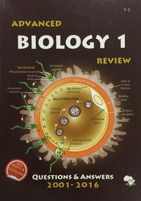 Advanced Biology 1 Review APE - Shop Online in Tanzania | Empire Greeting Cards Ltd
