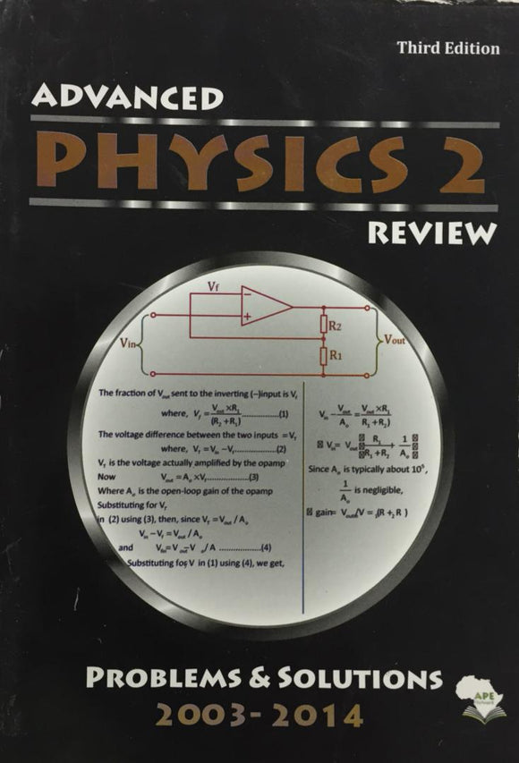 Advanced Physics 2 Review APE - Shop Online in Tanzania | Empire Greeting Cards Ltd