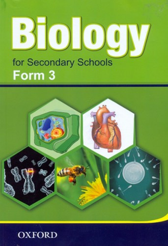Biology For Secondary School Form 3 Textbook - Shop Online in Tanzania | Empire Greeting Cards Ltd
