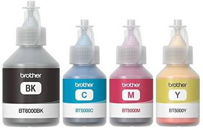 BROTHER Ink Bottles BT5000 BT6000 | Brother Priner Ink Bottle