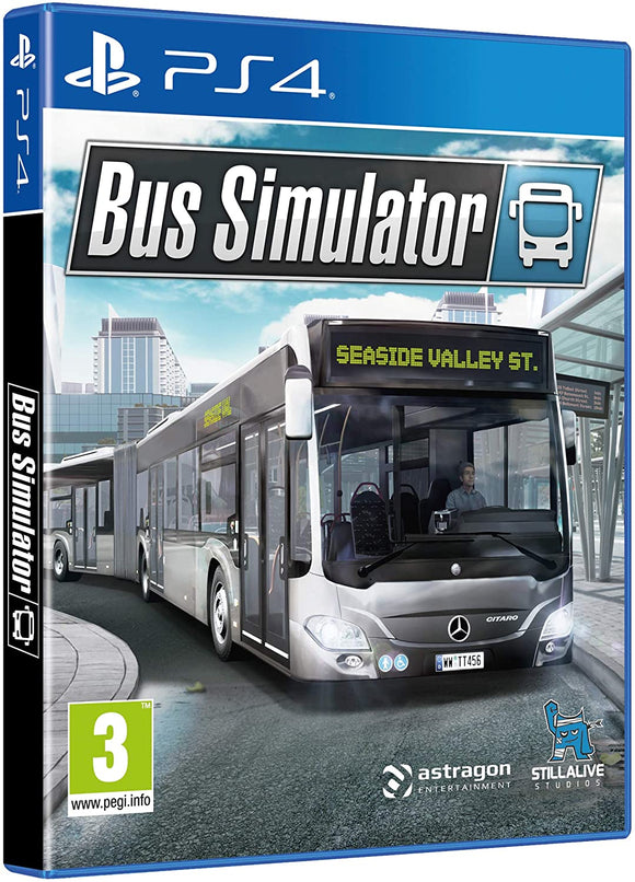 Bus Simulator Ps4 | Playstation Games in Dar Tanzania