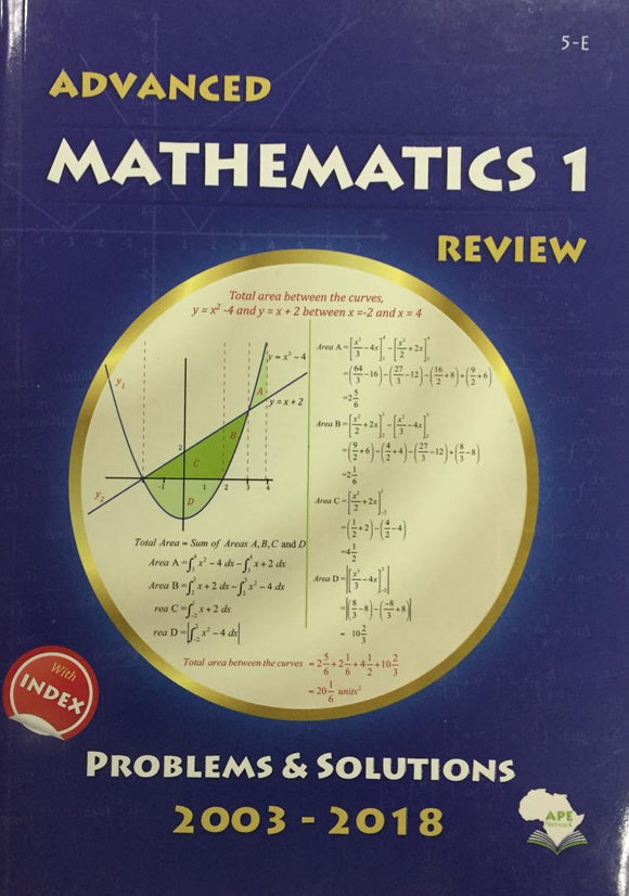 Advanced Mathematics 1 Review APE - Shop Online in Tanzania | Empire Greeting Cards Ltd