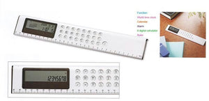 Ruler with Calculator & World Time Clock - Shop Online in Tanzania | Empire Greeting Cards Ltd