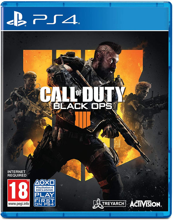 Call of Duty Black Ops 4 Ps4 | Playstation Games in Dar