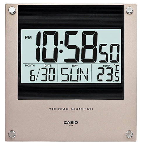 Casio Digital Wall Clock ID11S1 | Wall Clocks in Dar Tanzania