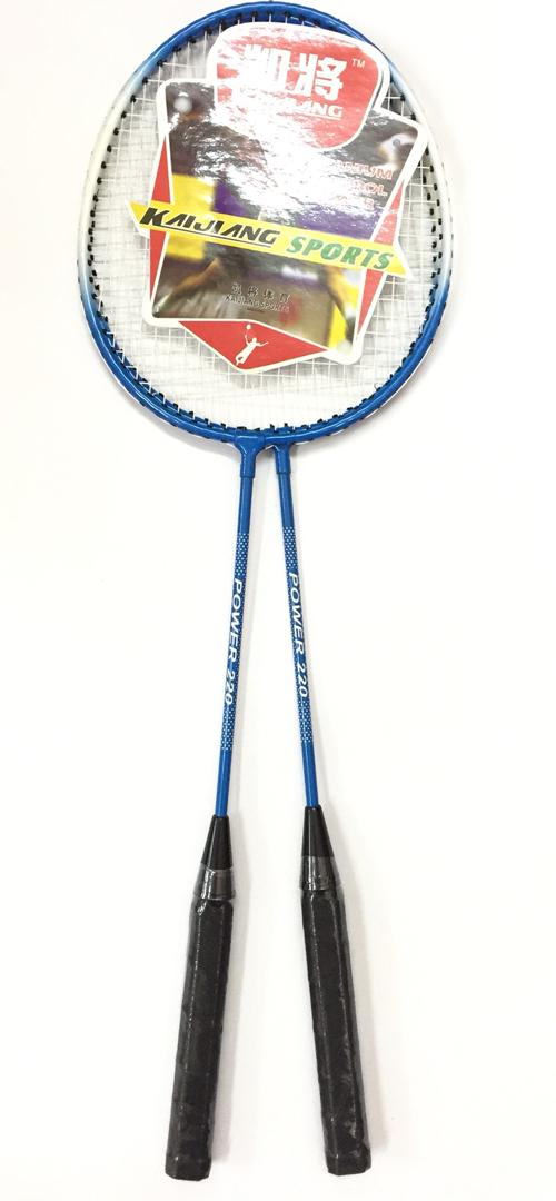 Badminton Rackets 2pc  KAIJIANG - Shop Online in Tanzania | Empire Greeting Cards Ltd