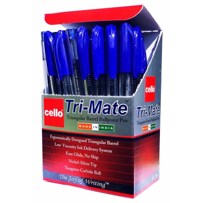 CELLO Tri-Mate Ballpoint Pen | Office Suppliers in Dar Tanzania