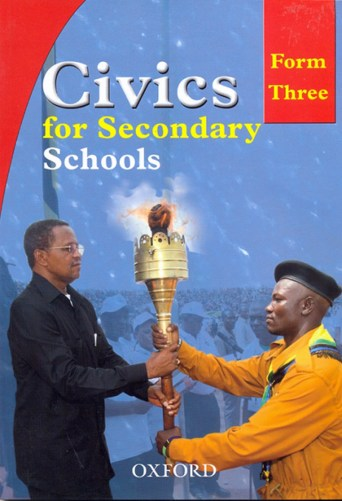 Civics For Secondary Schools Form 3 Textbook - Shop Online in Tanzania | Empire Greeting Cards Ltd