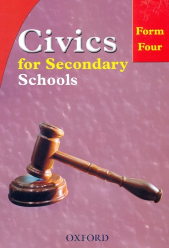 Civics For Secondary Schools Form 4 Textbook - Shop Online in Tanzania | Empire Greeting Cards Ltd