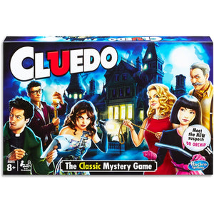 CLUEDO - The Classic Mystery Board Game | Board Games In Dar