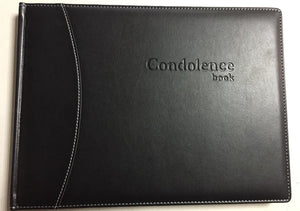 Leather Condolence Book | Condolence Books in Dar Tanzania