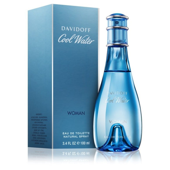 DAVIDOFF Cool Water Woman Perfume | Ladies Perfumes in Dar Tanzania