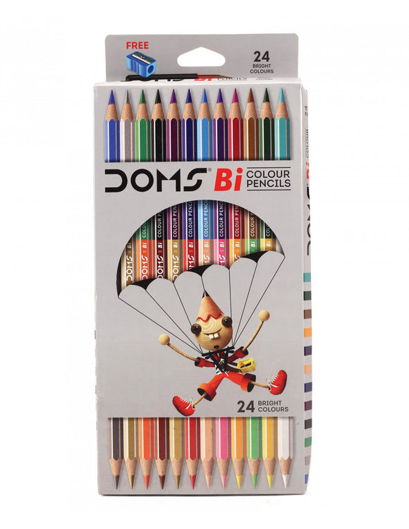 Color Pencils Bi DOMS - Shop Online in Tanzania | Empire Greeting Cards Ltd