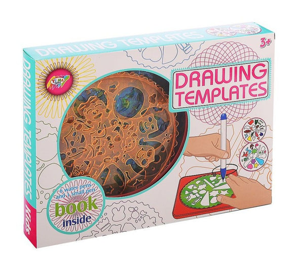 Drawing Templates Set