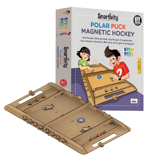 Magnetic Air Hockey Game DIY Kit SMRT1113 | Educational Toys in Dar