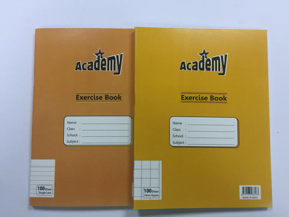 Exercise Book 6