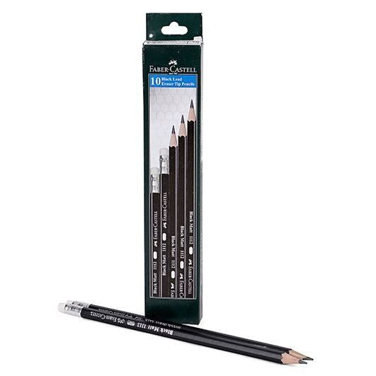 Faber Castell Black Matt 1112 Lead Pencil | Online shopping in Tanzania