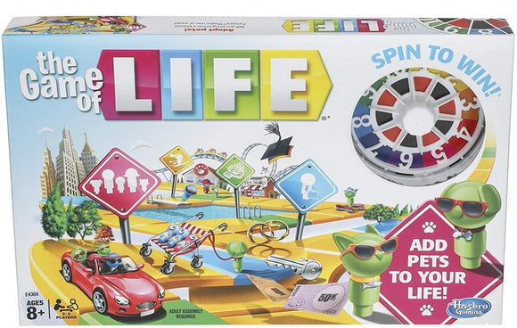 The Game of Life | Board Games in Dar Tanzania