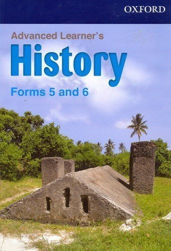 Advanced History Forms 5 and 6 OXFORD - Shop Online in Tanzania | Empire Greeting Cards Ltd