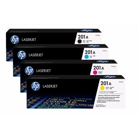 HP 201A Toner Black,Cyan,Magenta,Yellow | Hp Toners in Dar