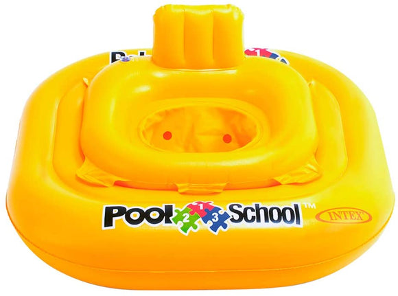 INTEX Baby Float Pool School Step 1 | Water floats in Dar