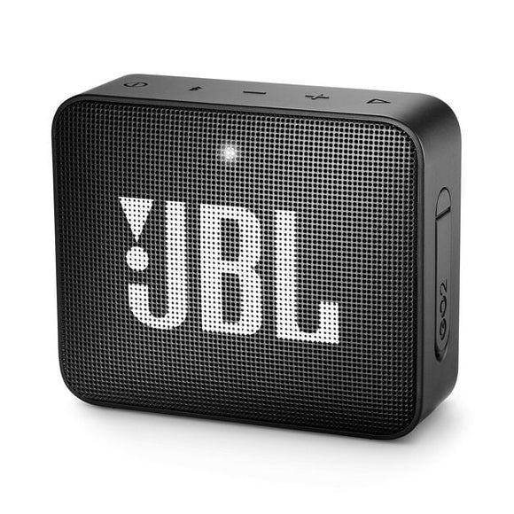 JBL GO 2 Portable Bluetooth Speaker black | Jbl speakers in Dar Tanzania
