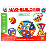 20pc Mag-Building Carnival Set | Toys in Dar Tanzania