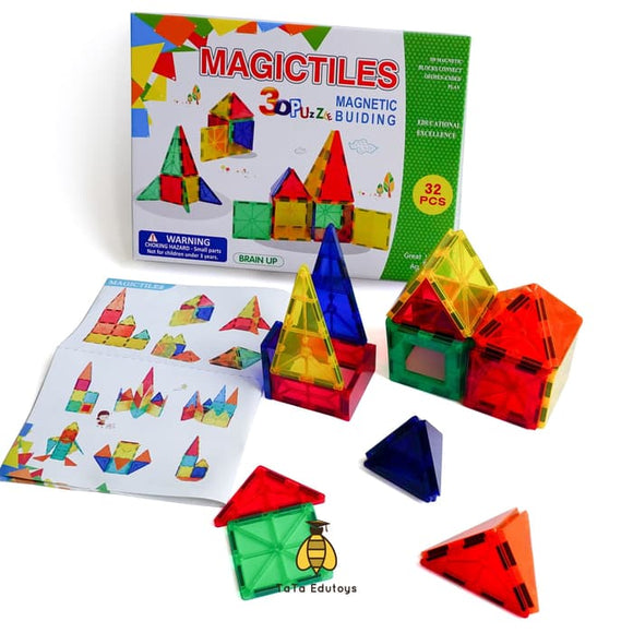 32pc Magnetic Building Blocks | Building Toys in Dar Tanzania
