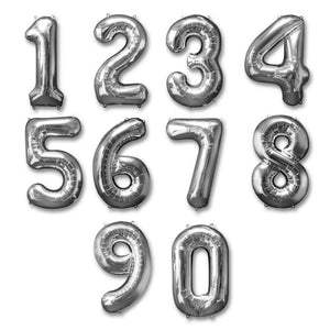 "Number Balloons 16"" - Shop Online in Tanzania 