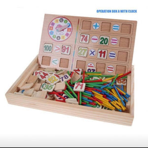 Operation Wooden Box | Educational Toys in Dar Tanzania