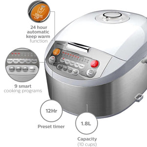 PHILIPS Rice Cooker HD3038 | Philips appliances in Tanzania